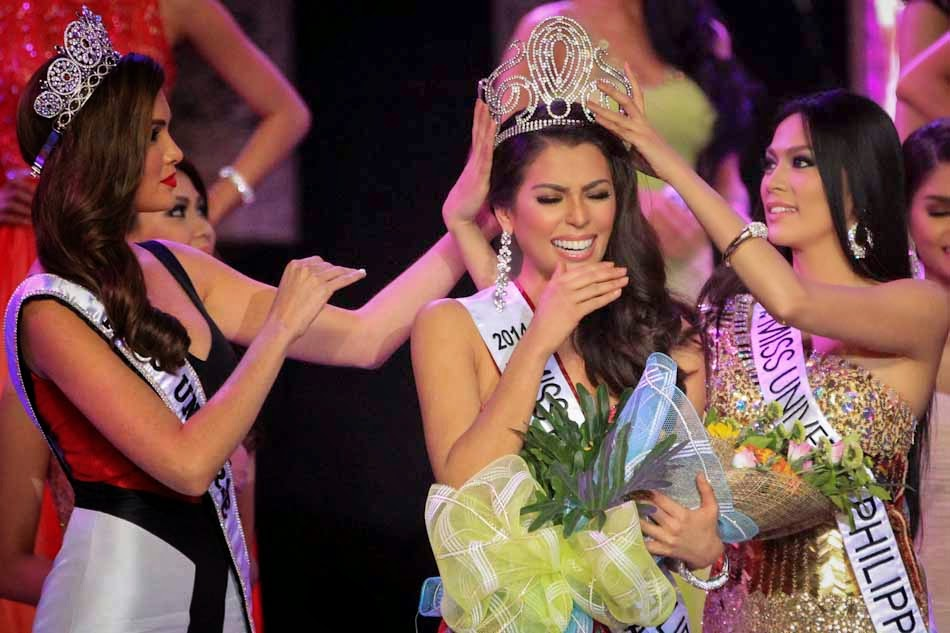 Mary Jean Lastimosa Wins Miss Universe 2014 – Video
