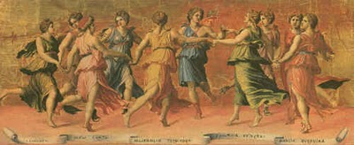 The Muses, Gods And Goddesses 7