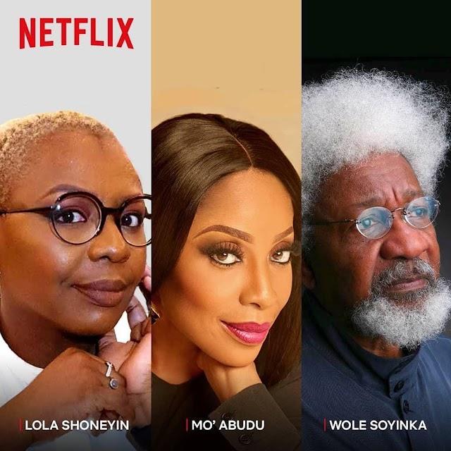 Moabudu Signs Multi- Title Partnership with Netflix