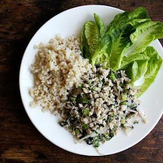 Larb Gai (Thai Chicken Salad)