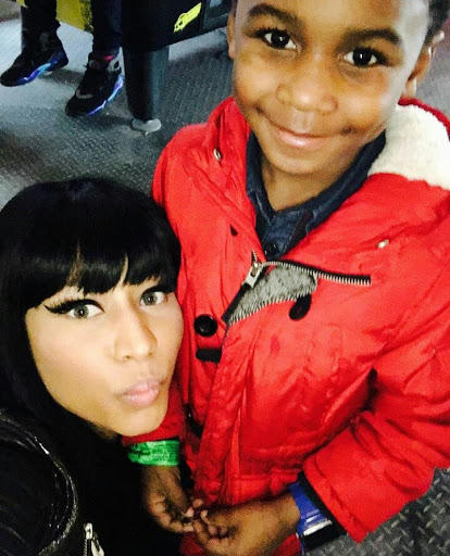 Nicki Minaj Shares Adorable Photos Of Her And Her Family During ...