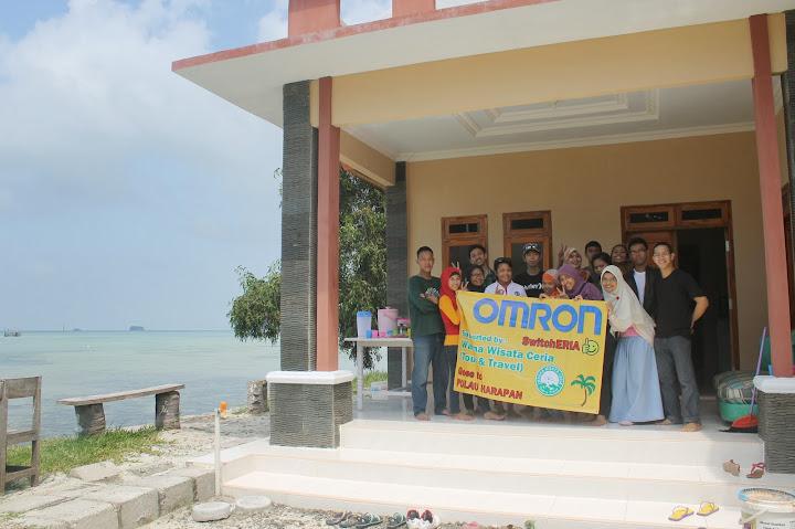 Wisata Pulau Harapan Seru