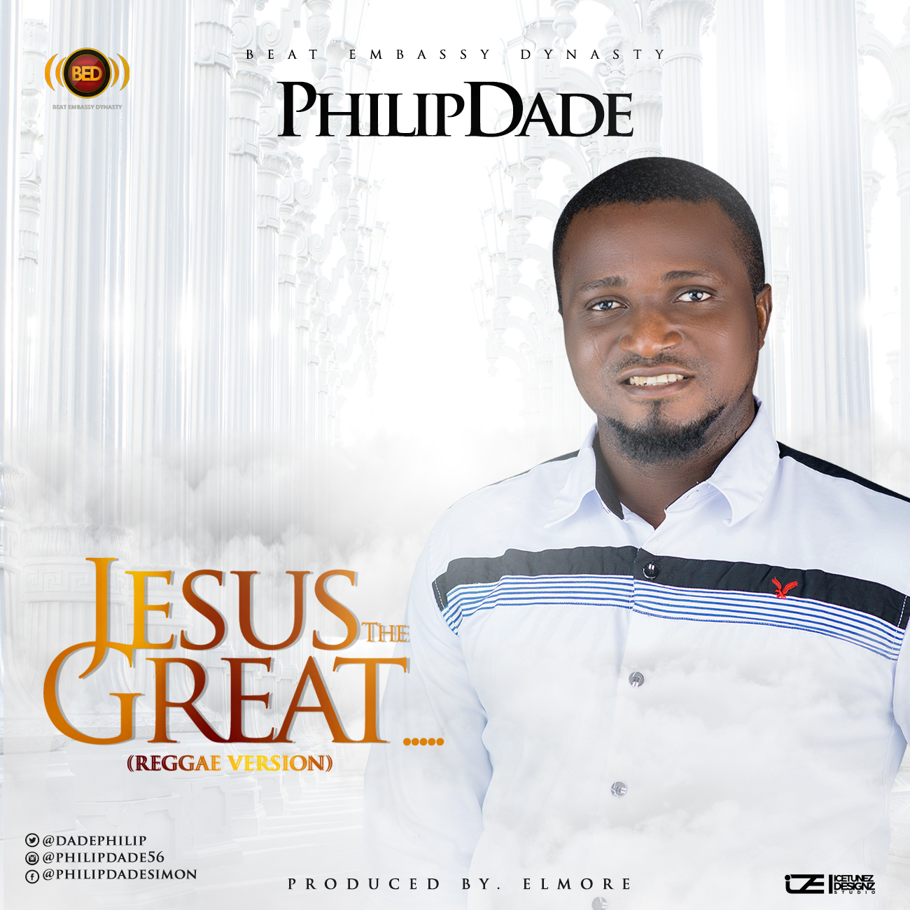 Music : Philip Dade ~ Jesus the Great (Prod. by Elmore)