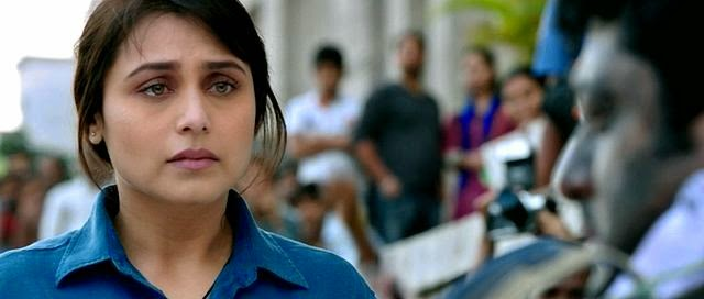 Screen Shot Of Hindi Movie Mardaani (2014) Download And Watch Online Free at Alldownloads4u.Com