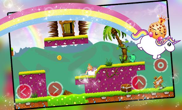 CookieSwirlC Unicorn Adventure Poster
