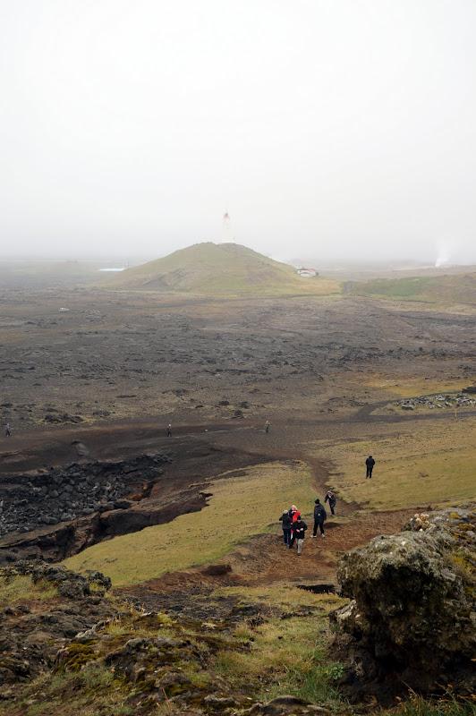 DSC04994 - New tourists at Reykjanes