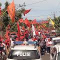 Tuntaskan Kampanye, Lagi Massa FDW-PYR Merahkan Minsel