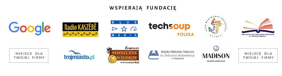 Partner Fundacji Ruszaj w Drogę!