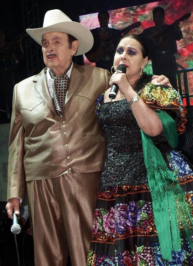 Murio La Reina de la Canción Ranchera Flor Silvestre.