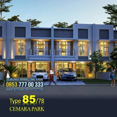 Townhouse Type 85 Cemara Park