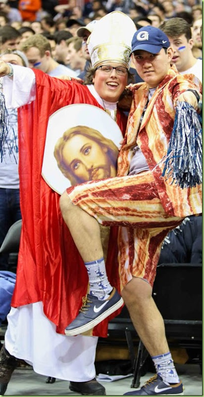 bacon man