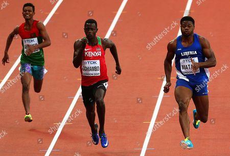 Mwanariadha wa Kenya aondolewa Olimpiki kisa matumizi ya madawa