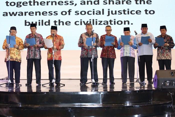 Serukan Perdamaian Dunia, Pendidikan Islam Nyatakan Deklarasi Serpong