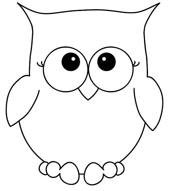 Picture Of Owl To Color Image