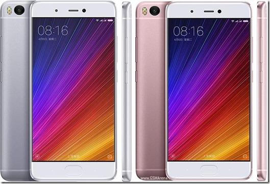 Harga Xiaomi Mi 5s Spesifikasi