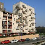 Cergy le Haut : immeubles d'habitation