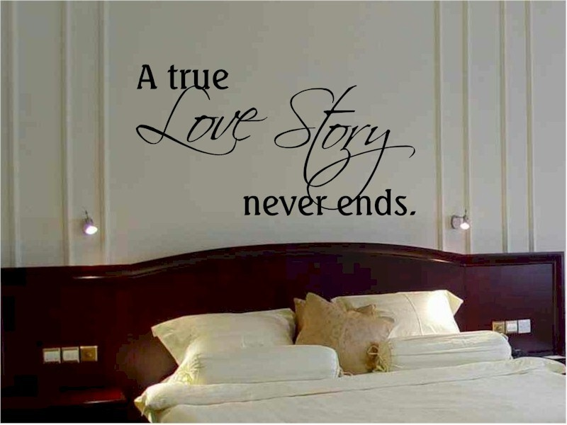 A home is made of Love Dreams quotes Wall Sticker Bedroom ...