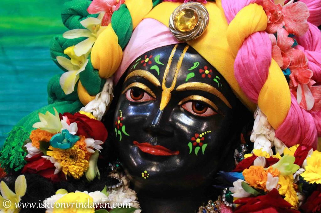 ISKCON Vrindavan Sringar Deity Darshan 26 Feb 2016 (16)