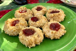 Thumbprint (Scandinavian) Cookies