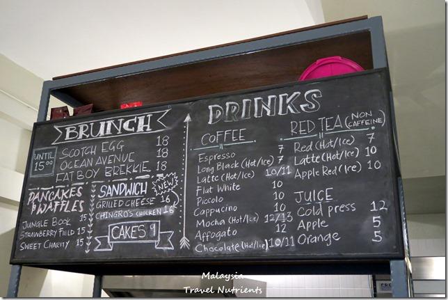 沙巴亞庇美食甜點推薦 咖啡廳NOOK Cafe (2)