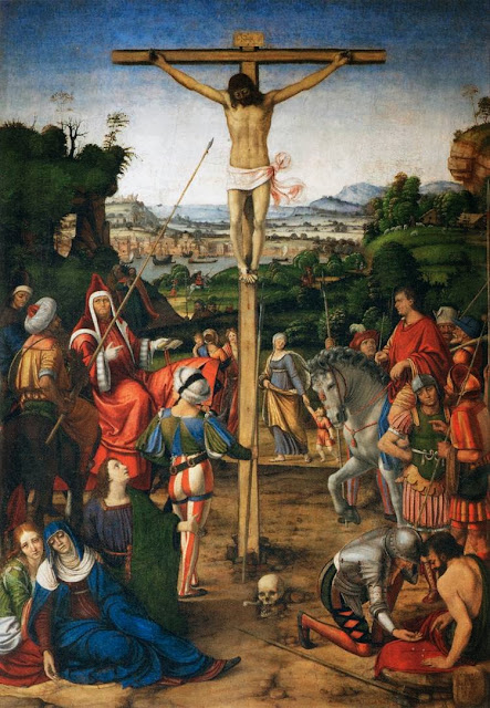 Andrea Solari - Crucifixion