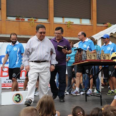 Medio Maratón de Torralba 2015 - Trofeos