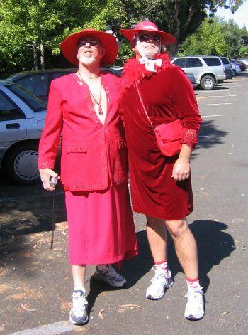 2004 - SVH3 Red Dress