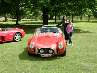 1170Cobra and F348 and Bruces Girls - Front
