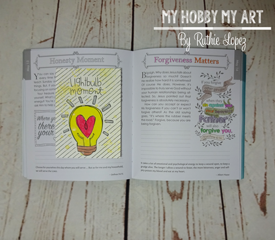 ADORNit, Hello Friend by Catherine Scanlon, Ruthie Lopez, Bible Journaling