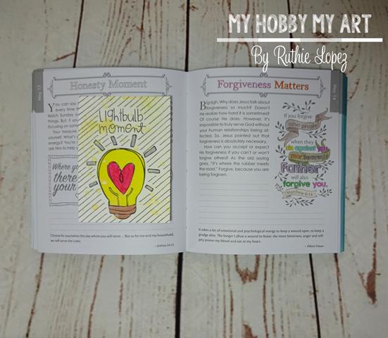 ADORNit, Hello Friend by Catherine Scanlon, Ruthie Lopez, Bible Journaling