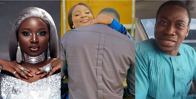 """Adedimeji Lateef in Tears as Actress, Mo Bimpe finally Post Photo of her Love with Caption """"Finally with the boo"""""""