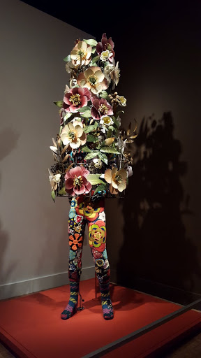 Soundsuit, Nick Cave. Love, Change, and the Expression of Thought: 30 Americans at the Detroit Institute of Arts