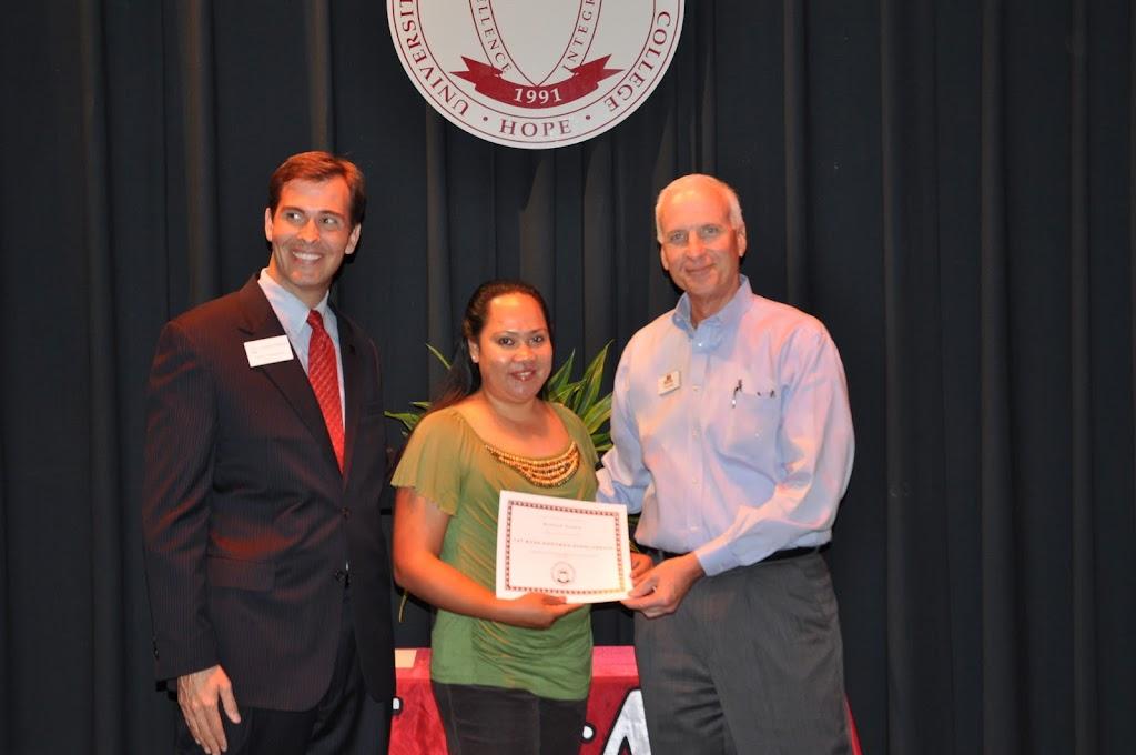 Foundation Scholarship Ceremony Fall 2011 - DSC_0011.JPG