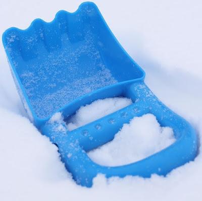 Xẻng xúc cát xanh dương Hape Hand Digger
