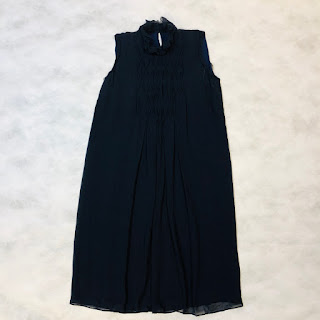 Derek Lam Navy Dress