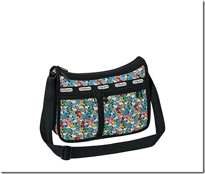Peanuts X LeSportsac 7507 Deluxe Everyday Bag 01