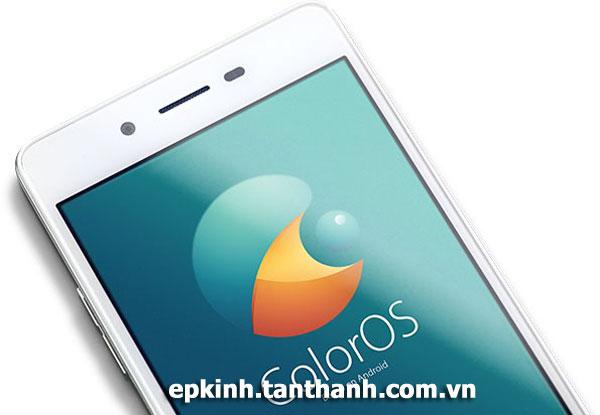 ép kính điện thoại Oppo Thái Nguyên