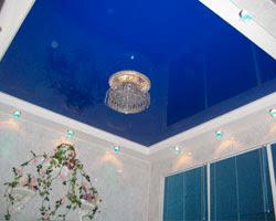 Недорогие потолки для комнаты