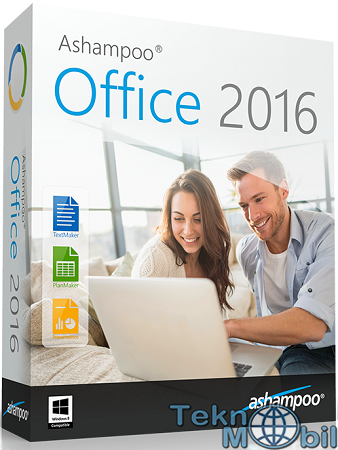 Ashampoo Office 2016.737 Türkçe Full