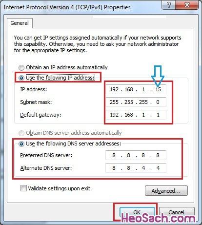 Hình 4 - Cách khắc phục lỗi trên Windows 8 và Windows 8.1