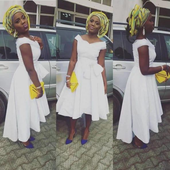NIGERIAN WEDDING ASO-EBI STYLES IN 2017 | Fashion Qe