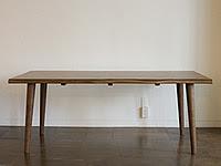 ソリッドダイニングテーブル プールアニックオンラインショップ
