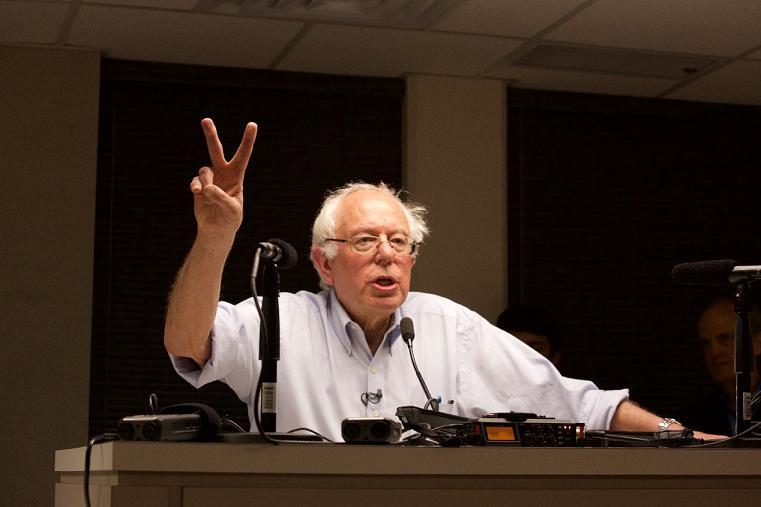Bernie Sanders' leftist love affair began with a Soviet honeymoon