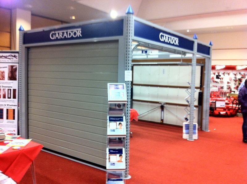 Garador Shetland show stand 2013[11]