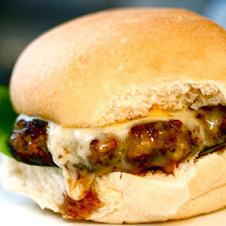 Seriously Meaty Turkey Burgers Recipe