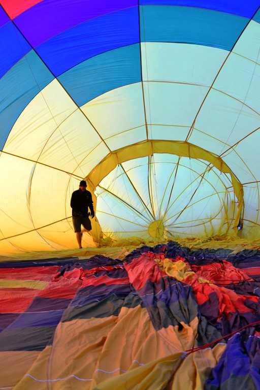 5 inside the baloon
