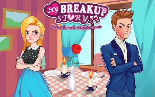My Breakup Story - Interactive Story Game- screenshot thumbnail