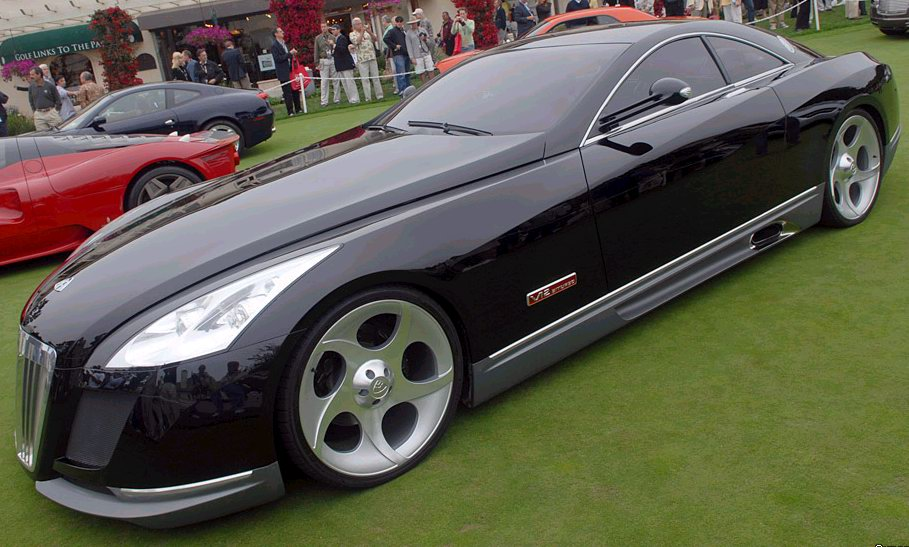 adam s amazing book maybach exelero