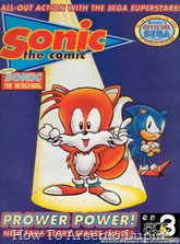 Actualización 22/03/2018: Se agrega el pequeño cómic perteneciente a la publicación Sonic The Comic numero 18 por Doger 178 de The Tails Archive y La casita de Amy Rose, disfrútenlo.