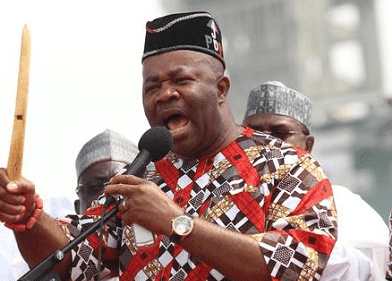 I won't allow anybody attack Buhari, I'll help him take Nigeria to the next level - Akpabio